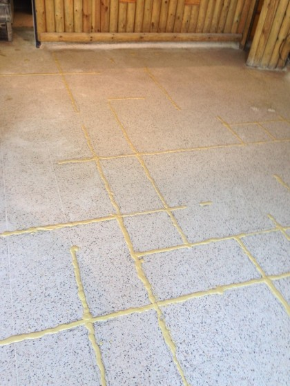 Terrazzo Tile Grout Line Removal Uk Southest Southwest Devon