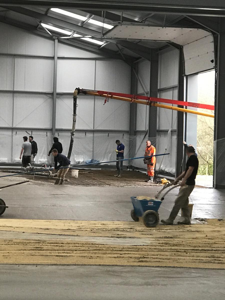 floor concrete matte low current polished finishes sydney finish grit magnificent