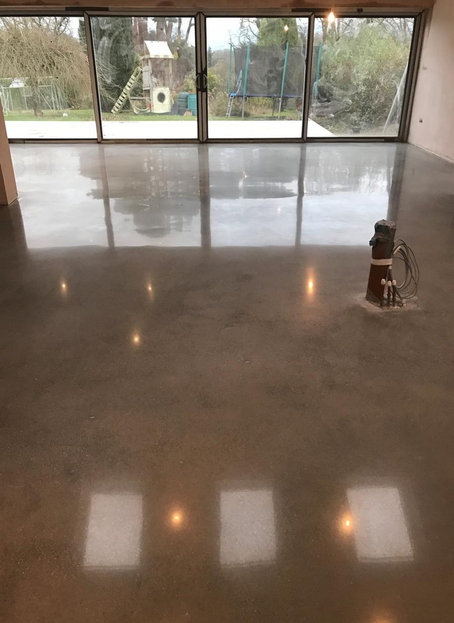 Polished Concrete In Devon Southwest Uk